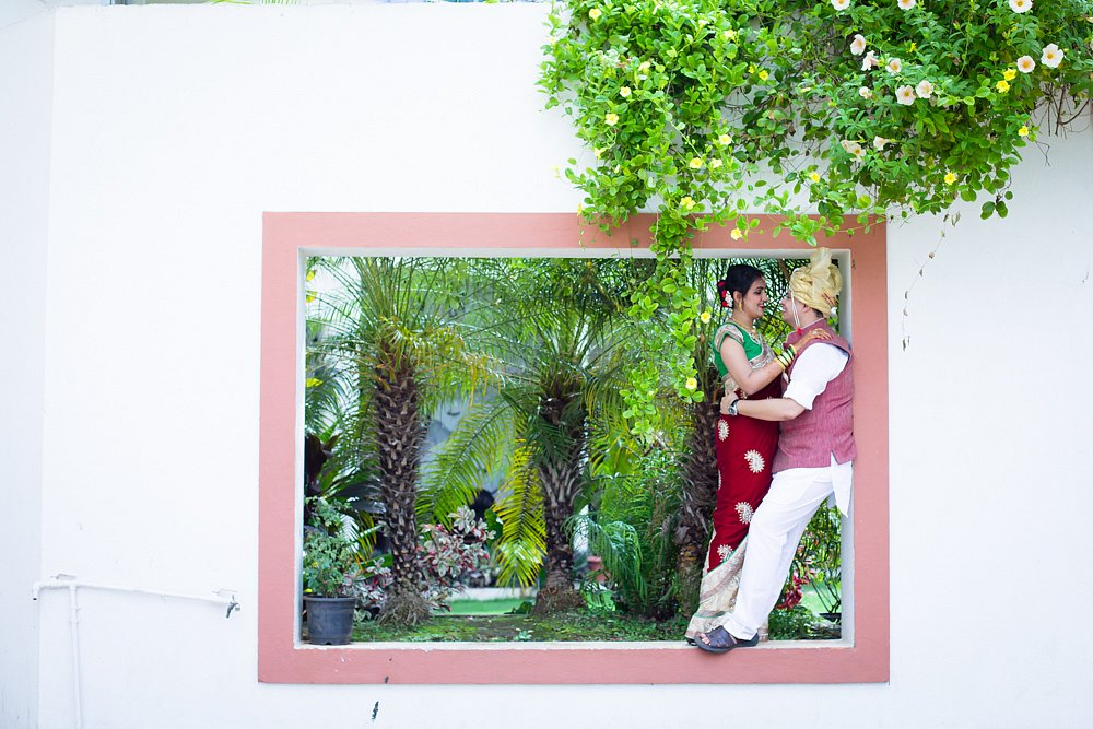 Brijesh & Manisha  - Goa