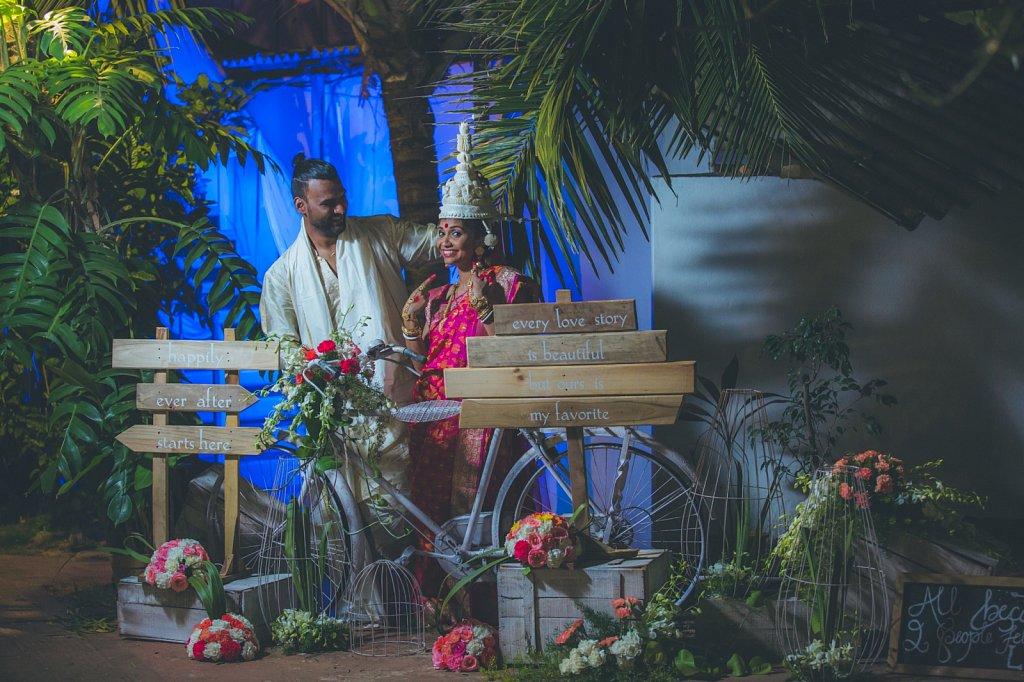 Tamal & Karabi - Goa