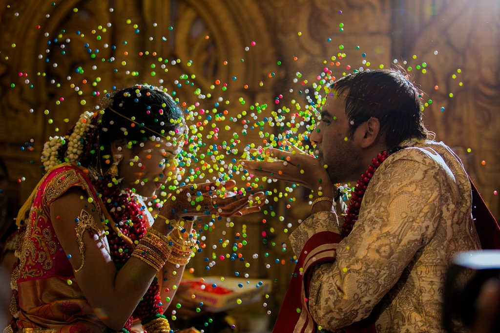 Ashok & Sapna - Hyderabad