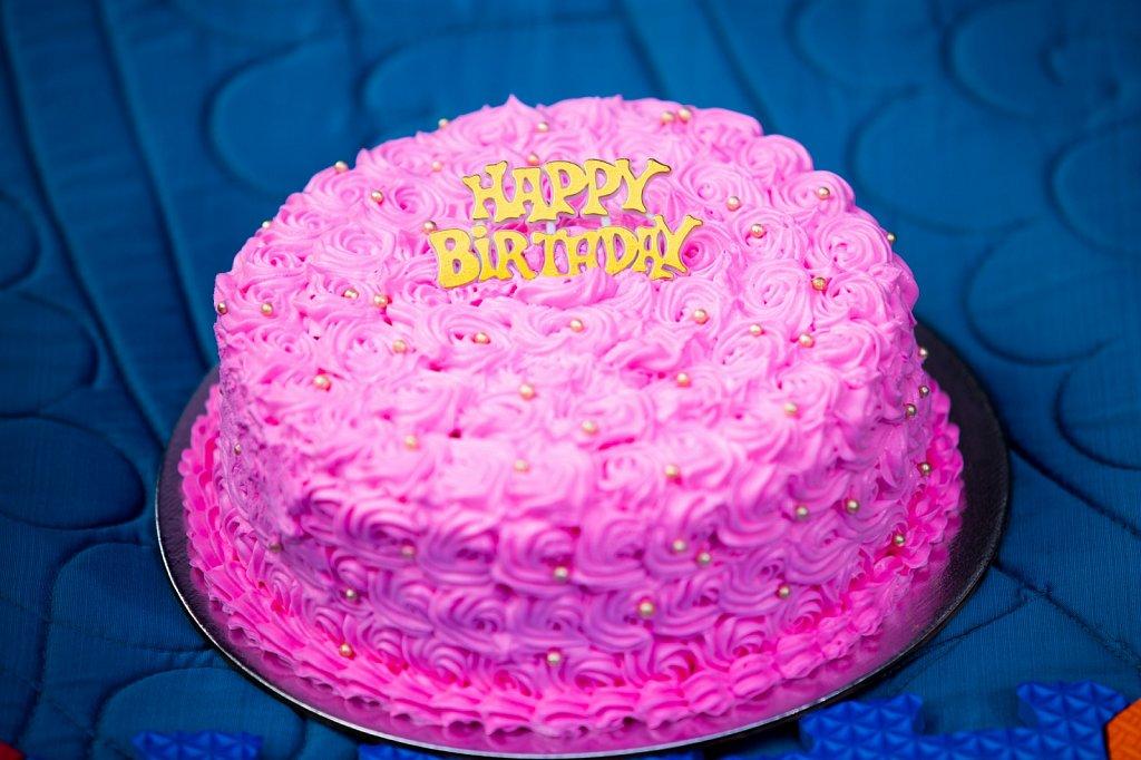 Myra - Cake smash